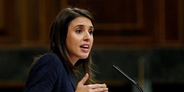 La amenaza de Irene Montero a Sánchez si la moción sale