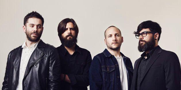 Quiénes son Viva Suecia, el grupo de Murcia que se impuso a Rosalía en los MTV EMA
