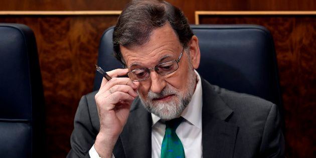 La significativa foto de Rajoy que todo el mundo está