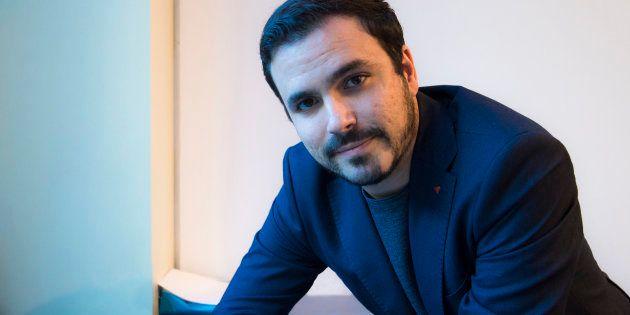 El palo de Alberto Garzón a Rajoy y Rivera por su