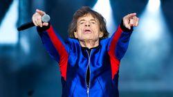 Mick Jagger vacila a su hijo adolescente como tu padre te vacila a