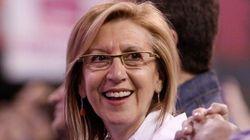 Rosa Díez enloquece a las redes con su tuit tras prosperar la moción contra