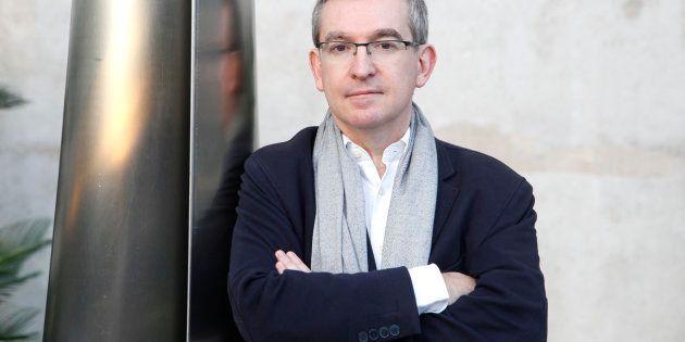 Santiago Posteguillo, ganador del Premio Planeta 2018 con la novela 'Yo,