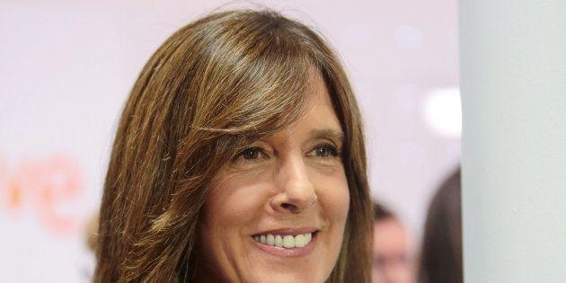 La ¿simbólica? chaqueta verde de Ana Blanco en TVE tras la moción de censura contra