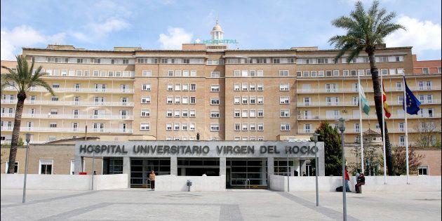 Vista del Hospital Virgen del Rocío de