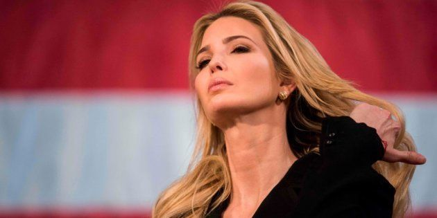 Los negocios 'chollo' de Ivanka Trump en China escandalizan en