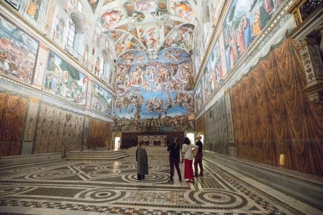 Museo Vaticano Capilla