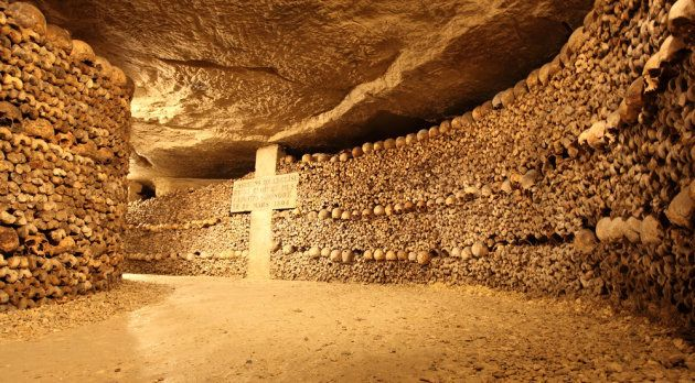 Criptas capuchinas en