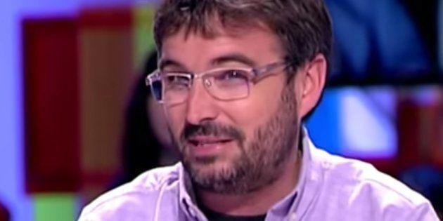 El mensaje de 'buenos días' de Évole el día que Rajoy deja de ser