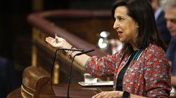 Robles reivindica los gobiernos de González y Zapatero y promete