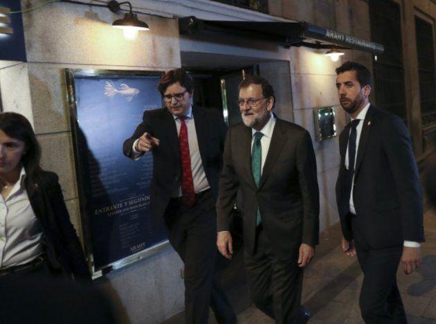 La justificación de la vicepresidenta a la ausencia de Rajoy del Congreso la tarde de la moción de