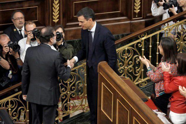 Pedro Sánchez, nuevo presidente del