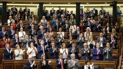 Rajoy no asiste al Congreso a escuchar a su portavoz en el debate de la
