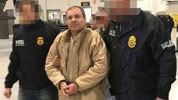 Finaliza el primer día del juicio contra el Chapo con 28 potenciales
