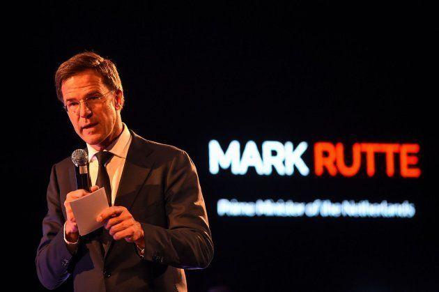 El primer ministro de Países Bajos, Mark