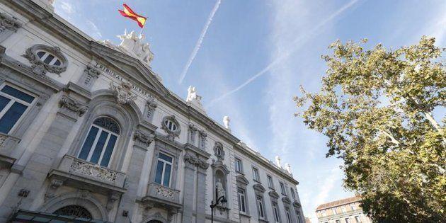 El edificio del Tribunal