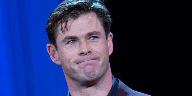 La dedicatoria más emotiva de Chris Hemsworth a su hermano: