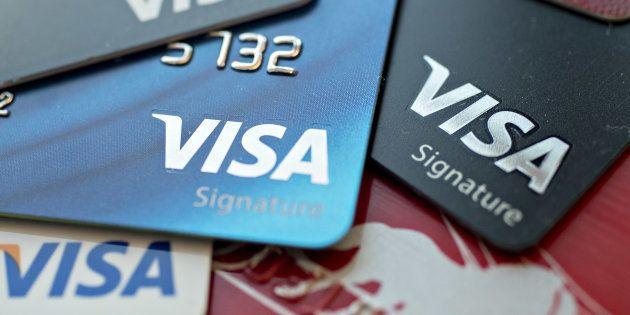 El sistema de pago con tarjeta Visa se cae en toda