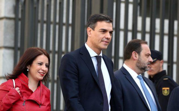 Lastra, Sánchez y
