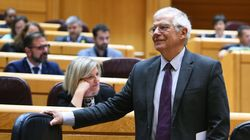 Josep Borrell se salva de la reprobación en el Senado con la ayuda del