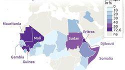 La mutilación genital de las niñas ha descendido bruscamente en