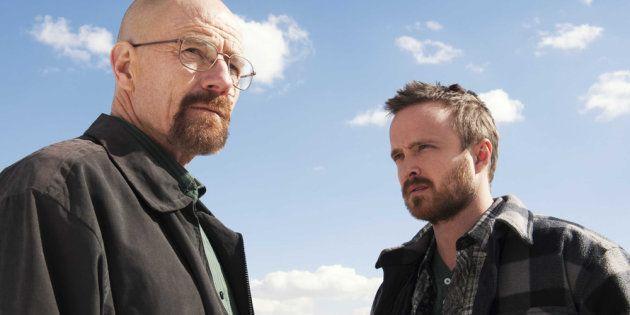 El creador de 'Breaking Bad' prepara una película sobre la