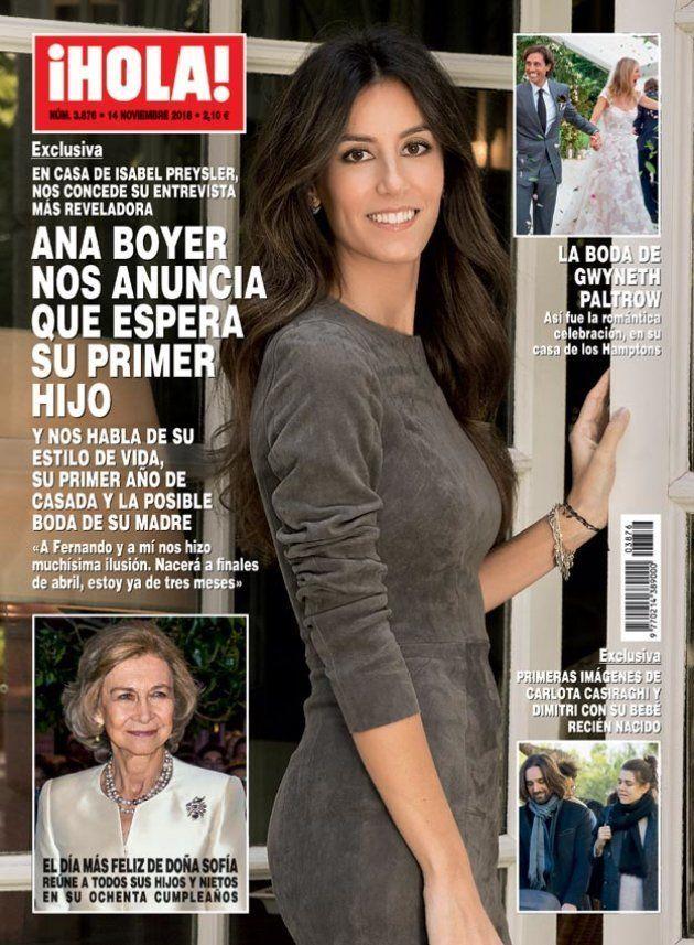 Ana Boyer, en