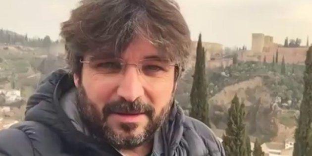 La breve y contundente reflexión de Jordi Évole sobre la toma de posesión de Pedro