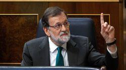 La corbata de Rajoy en el debate de la moción se agota en menos de 48
