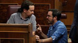 El nombre de la coalición de Podemos para 2019 es más largo que un día sin