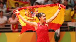 El aplaudido mensaje de Carolina Marín a los trabajadores de
