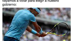 Rivera aplaude las palabras de Nadal pidiendo votar y en Twitter le recuerdan
