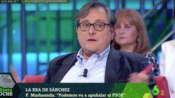 Marhuenda pide perdón a Albert Rivera por este comentario en 'LaSexta