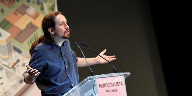 Pablo Iglesias, sobre que los bancos paguen el impuesto de las hipotecas: