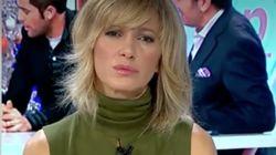 Susana Griso, consternada en directo: