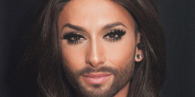 El espectacular cambio de 'look' de Conchita