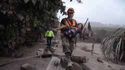 La erupción del volcán Fuego en Guatemala causa al menos 30