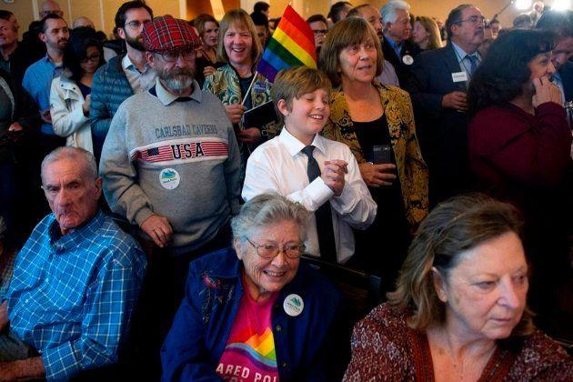Jared Polis, el primer gobernador abiertamente homosexual de
