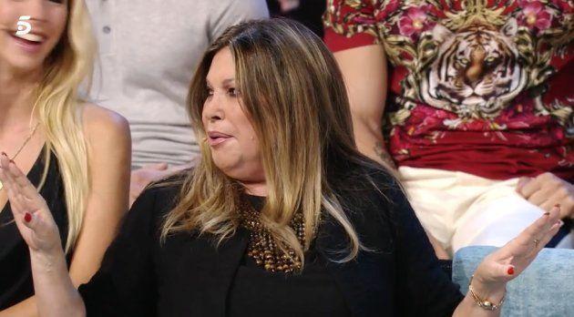 Francisco avergüenza a su mujer y a Sandra Barneda en el plató de