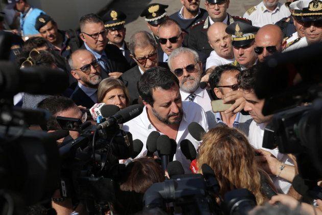 El nuevo ministro del Interior italiano, Matteo
