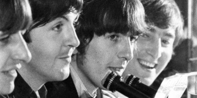 Esta foto de un concierto de Los Beatles sirve a Jack White para callar ataques