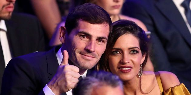 Un comentario gracioso de Iker Casillas a Sara Carbonero desata una polémica entre sus