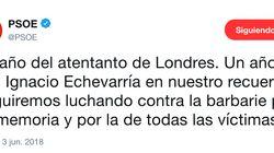 La polémica respuesta de González Pons a este tuit del
