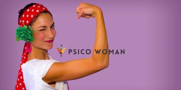Isabel Duque, 'Psicowoman', en una imagen de su canal de