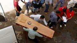 Al menos 112 migrantes muertos en un naufragio en