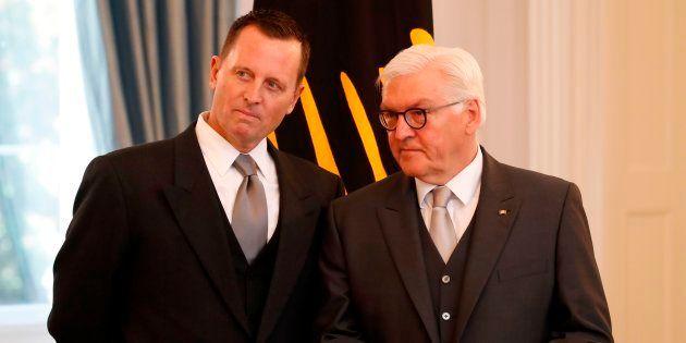 El nuevo embajador de EEUU en Alemania da a entender que le gustaría desalojar del poder a