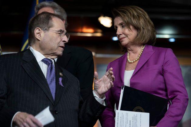 Jerry Nadler dirigirá las investigaciones de los demócratas en el Comité Judicial de la