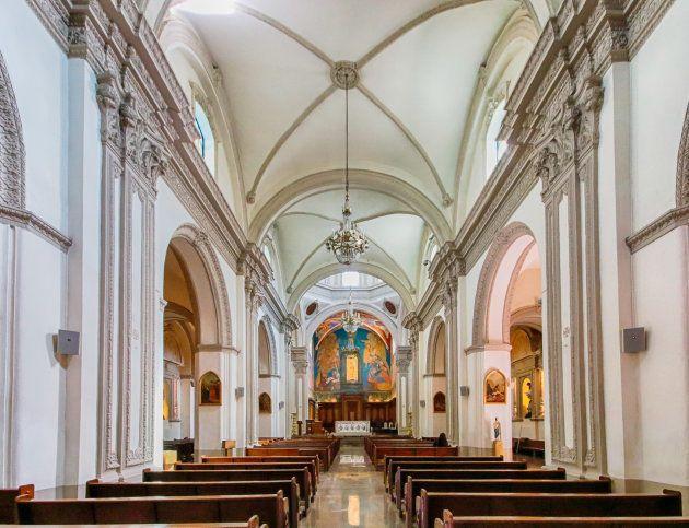El proyecto está impulsado por el arzobispado de Monterrey. La institución católica rechaza que sea una...