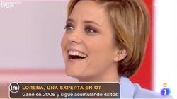 María Casado sorprende al mostrar en directo un faceta totalmente