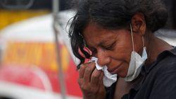 Aumentan a 69 los muertos por la potente erupción del volcán de Fuego en